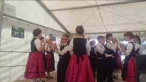 A helyi nemzetiségi kultúrát bemutató rendezvény - Kéty - 2019. 05. 18. #2
