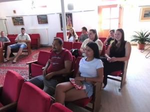 Drogprevenciós előadás és klubfoglalkozások - Kölesd - 2021. 07. 12. #2