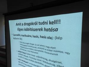 Drogprevenciós előadás és klubfoglalkozások - Kölesd - 2021. 07. 12. #1