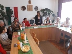 Hátrányos helyzetűeket támogató szervezet fejlesztése workshop keretében - Felsőnána - 2019. 10. 08. #2