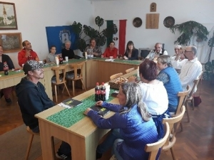 Hátrányos helyzetűeket támogató szervezet fejlesztése workshop keretében - Felsőnána - 2019. 10. 08. #1