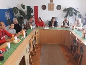 Hátrányos helyzetűeket támogató szervezet fejlesztése workshop keretében - Felsőnána - 2019. 10. 08. #4