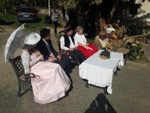 Helyi nemzetiségek zenék és kultúrák bemutatkozása és népszerűsítése - Felsőnána - 2018. 10. 06 #8