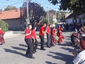 Helyi nemzetiségek zenék és kultúrák bemutatkozása és népszerűsítése - Felsőnána - 2018. 10. 06 #3