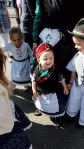 Helyi nemzetiségek zenék és kultúrák bemutatkozása és népszerűsítése - Felsőnána - 2018. 10. 06 #2