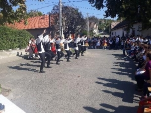 Helyi nemzetiségek zenék és kultúrák bemutatkozása és népszerűsítése - Felsőnána - 2018. 10. 06 #12