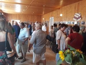 Helyi nemzetiségi kultúrát bemutató rendezvény - Felsőnána - 2019. 06. 29. #1