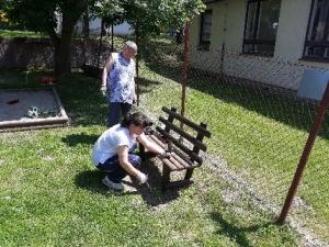 Önkéntes program - Felsőnána - 2019. 05. 25.  #6