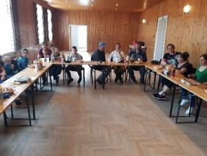 Önkéntesek toborzása és felkészítése - Felsőnána - 2019. 04. 25. #9